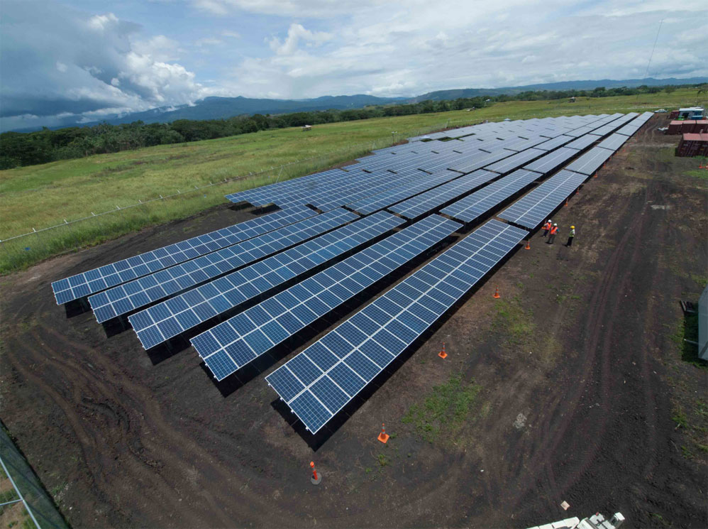 Projects Solomon Islands Electricity Authority
